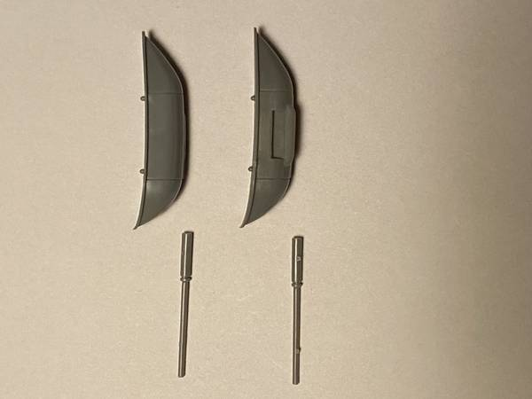 MG 151/20 Podded Cannons